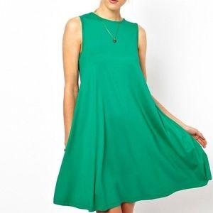 ASOS Sleeveless Swing Dress